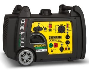 Champion 3400-Watt Inverter Generator