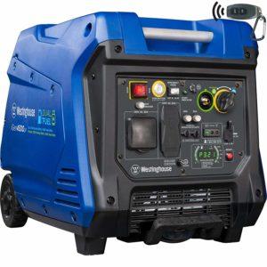 Westinghouse iGen4500DF 3700-Watt Inverter Generator