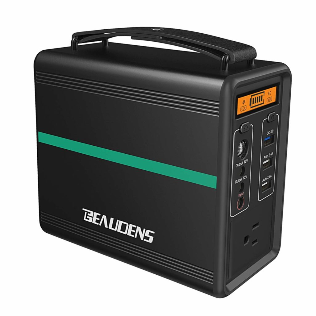 Beaudens 150 Watt Portable Power Station