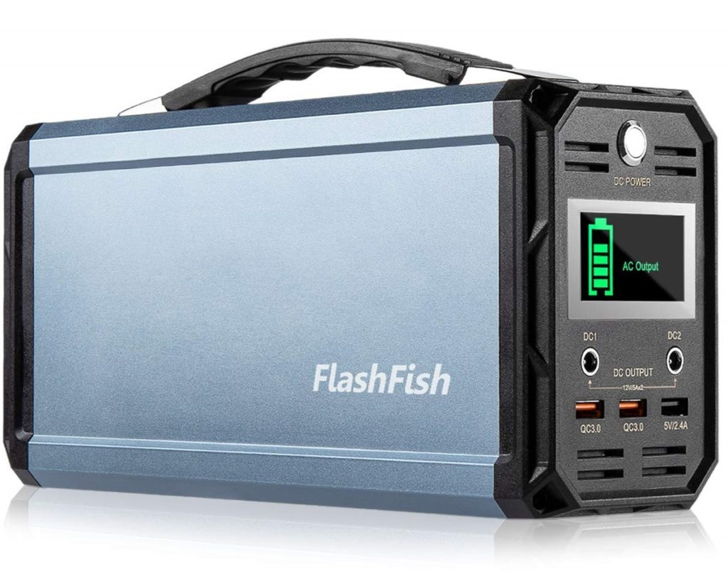FlashFish 300 Watt Portable Power Generator