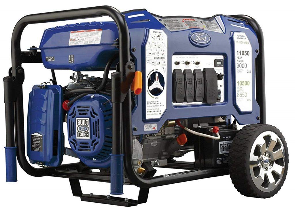 Ford 11050W Dual Fuel Generator