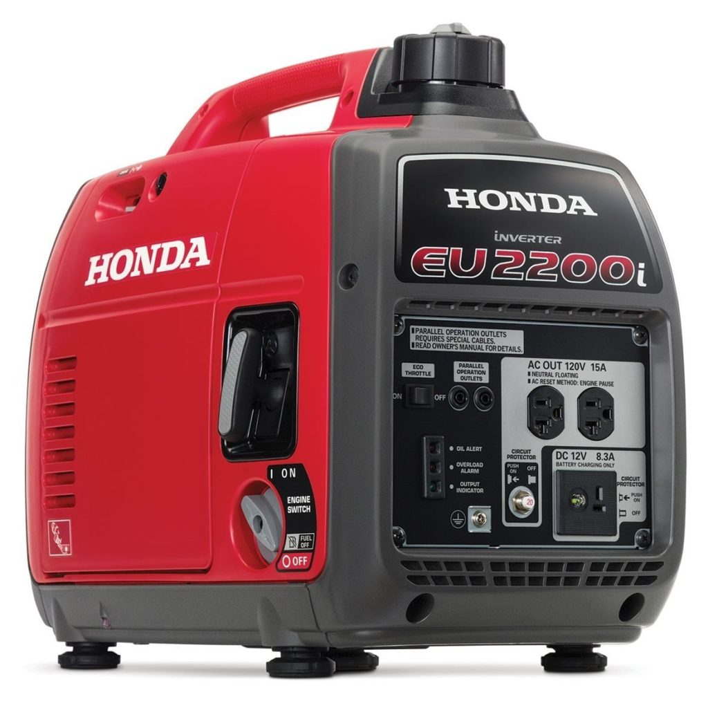 Honda 2200-Watt Super Quiet RV Generator