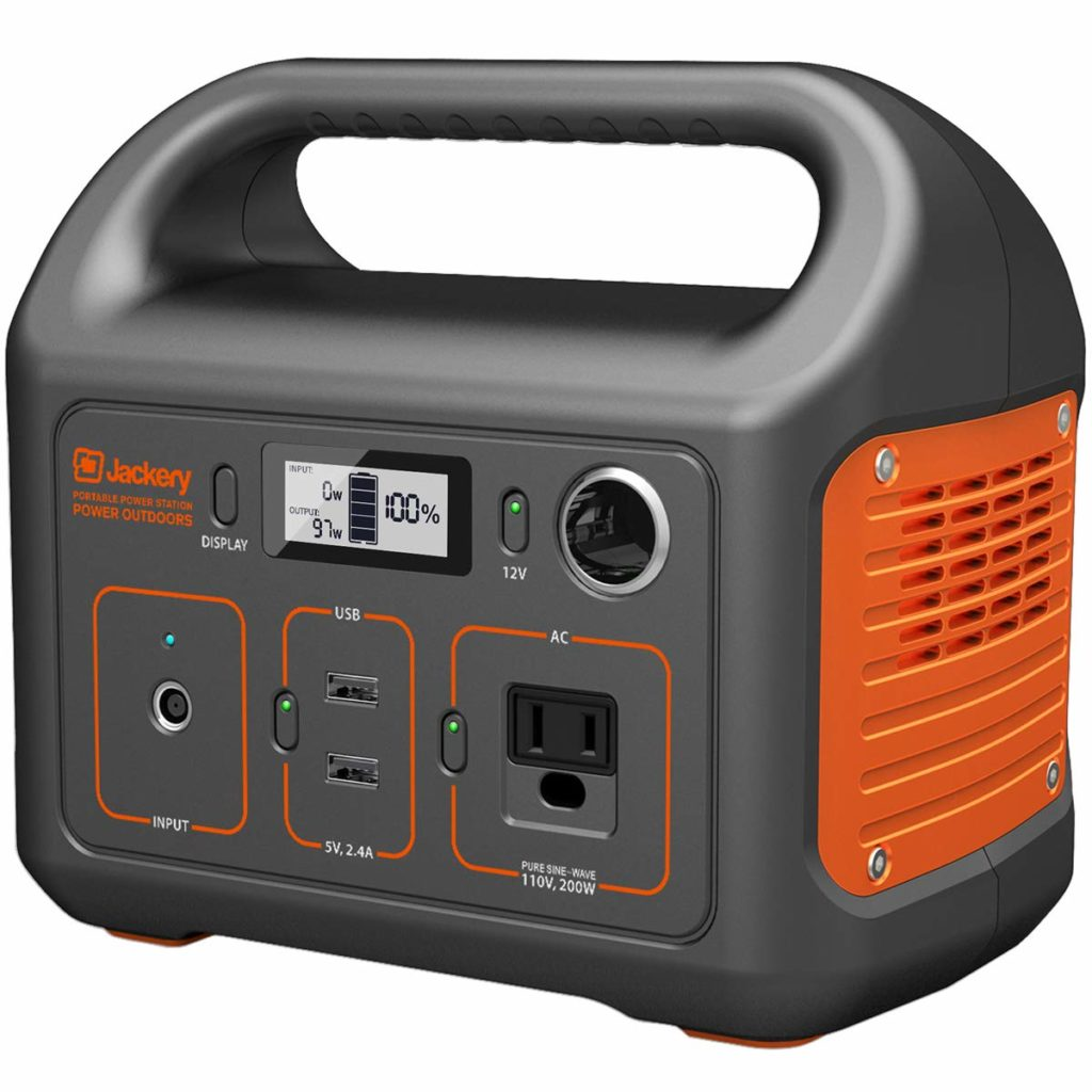 Jackery 240 watt Portable Power Station