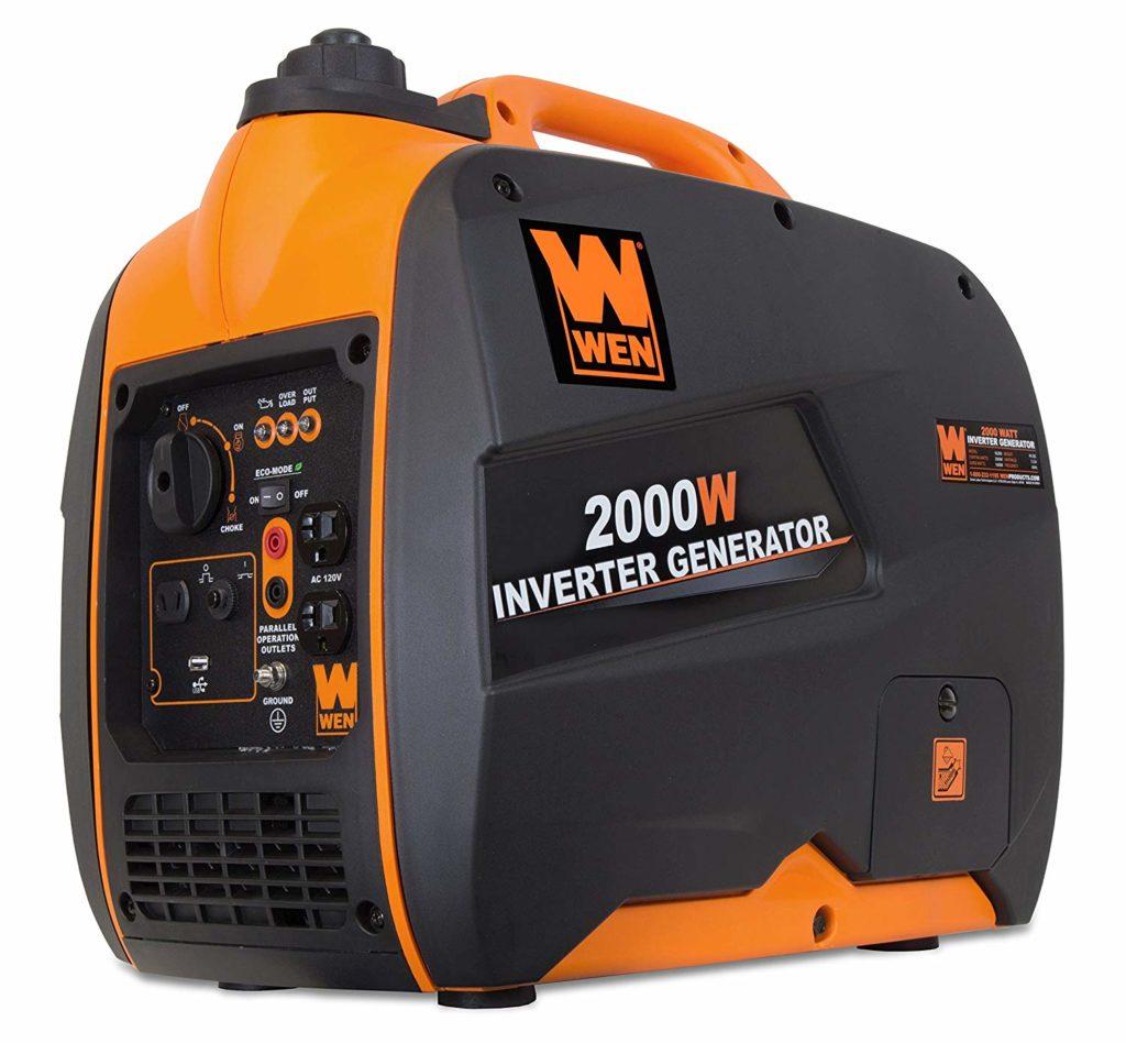 Wen 56200i 2000-Watt Camping Inverter Generator