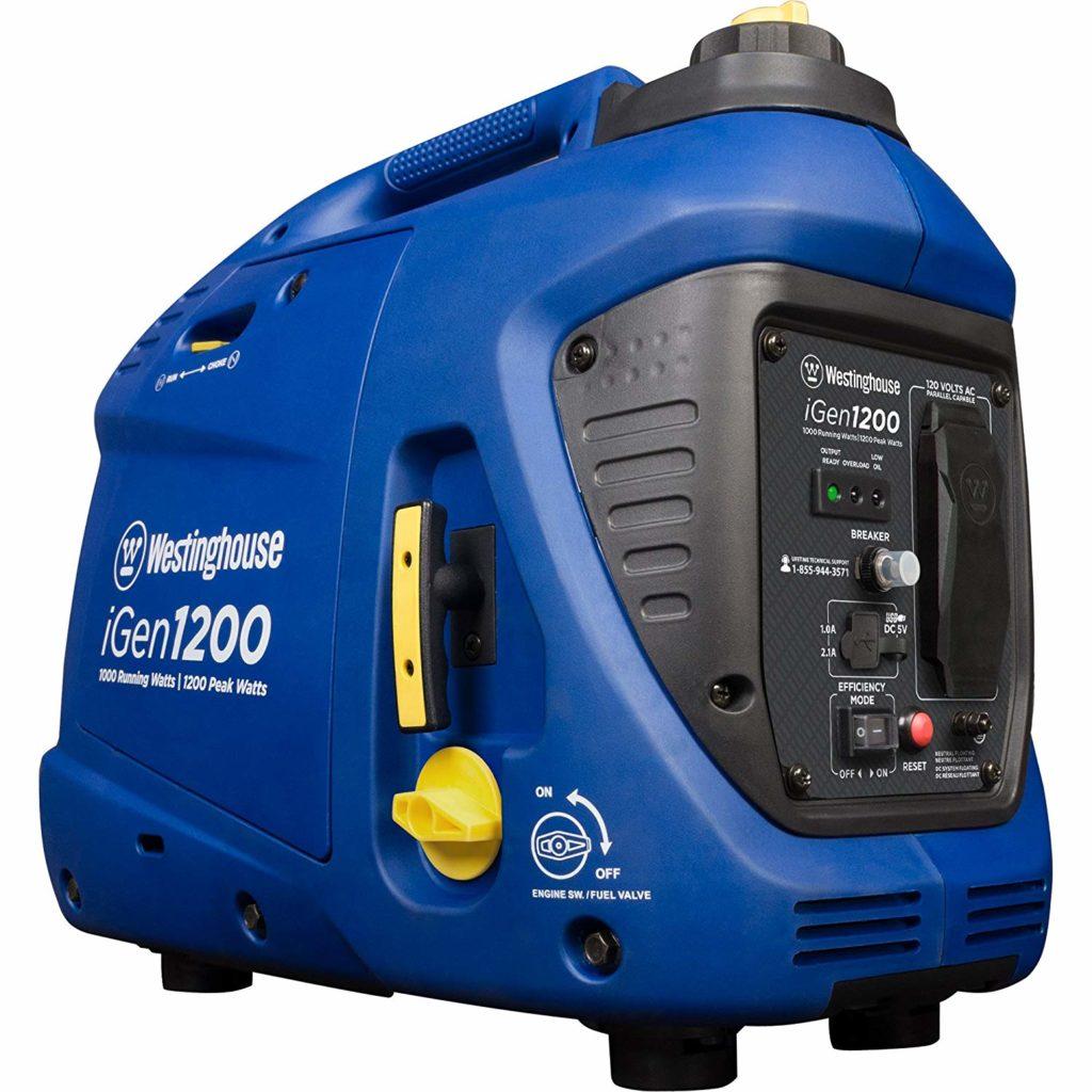 Westinghouse iGen1200 Super Quiet Portable Inverter Generator