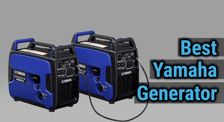 Best Yamaha Generator Review