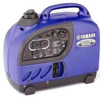 Yamaha EF1000iS 900-Watt Inverter Generator