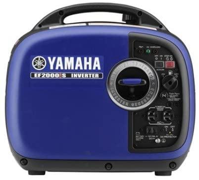 Yamaha EF2000iSv2 1600-Watt Portable Inverter Generator