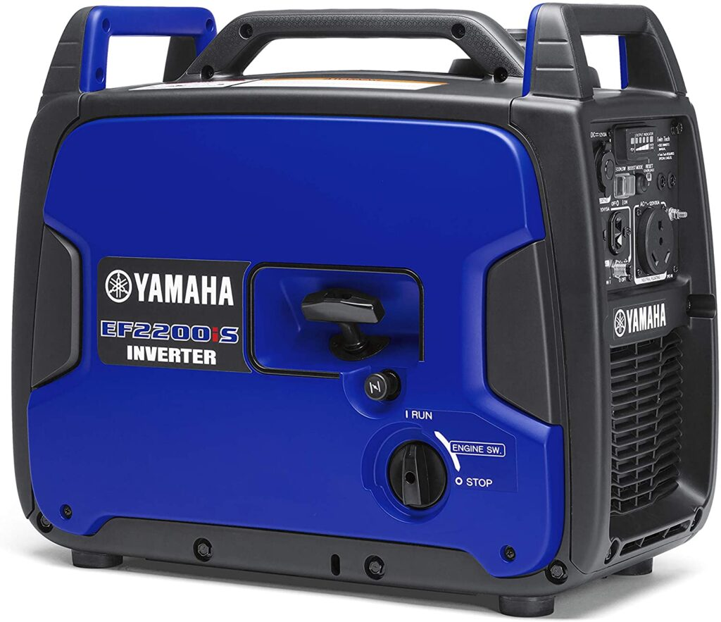 Yamaha EF2200iS 2200-Watt Inverter Generator