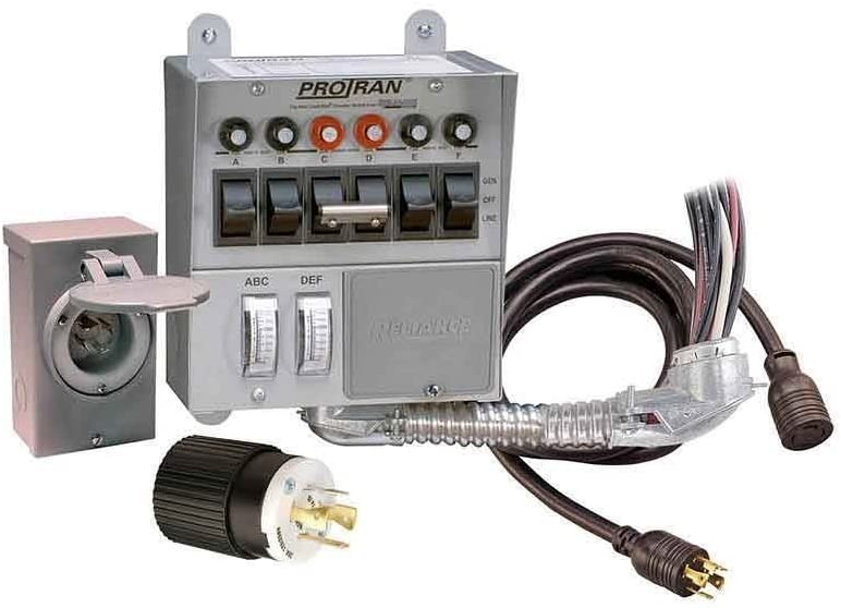 Reliance Controls Corporation 31406CRK Transfer Switch