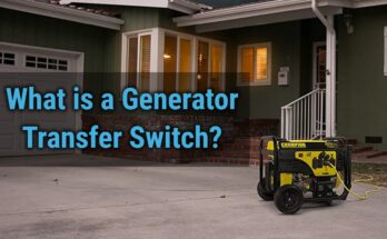 Generator Transfer Switch Guide