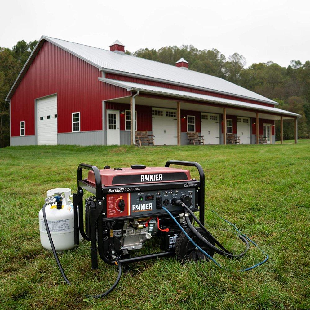 Dual Fuel Generator Guide