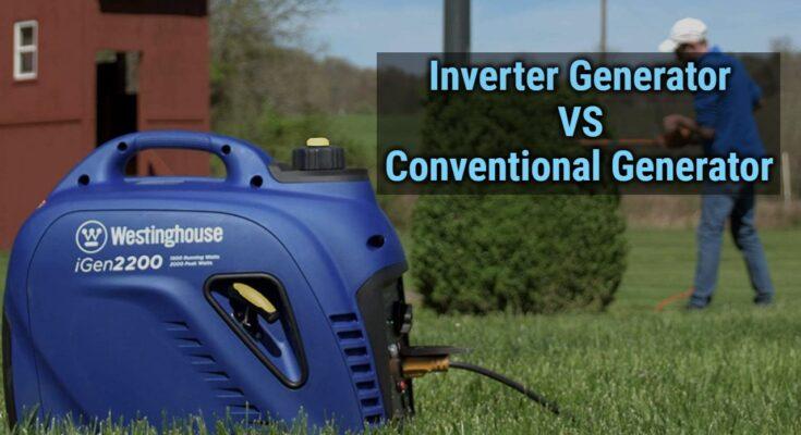 Inverter Generator VS conventional generator