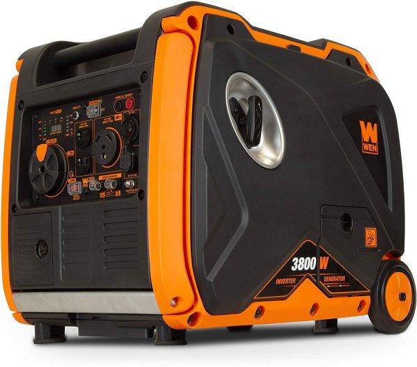 WEN 56380i 3800-Watt Portable Inverter Generator