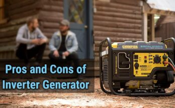 pros and cons of inverter generator